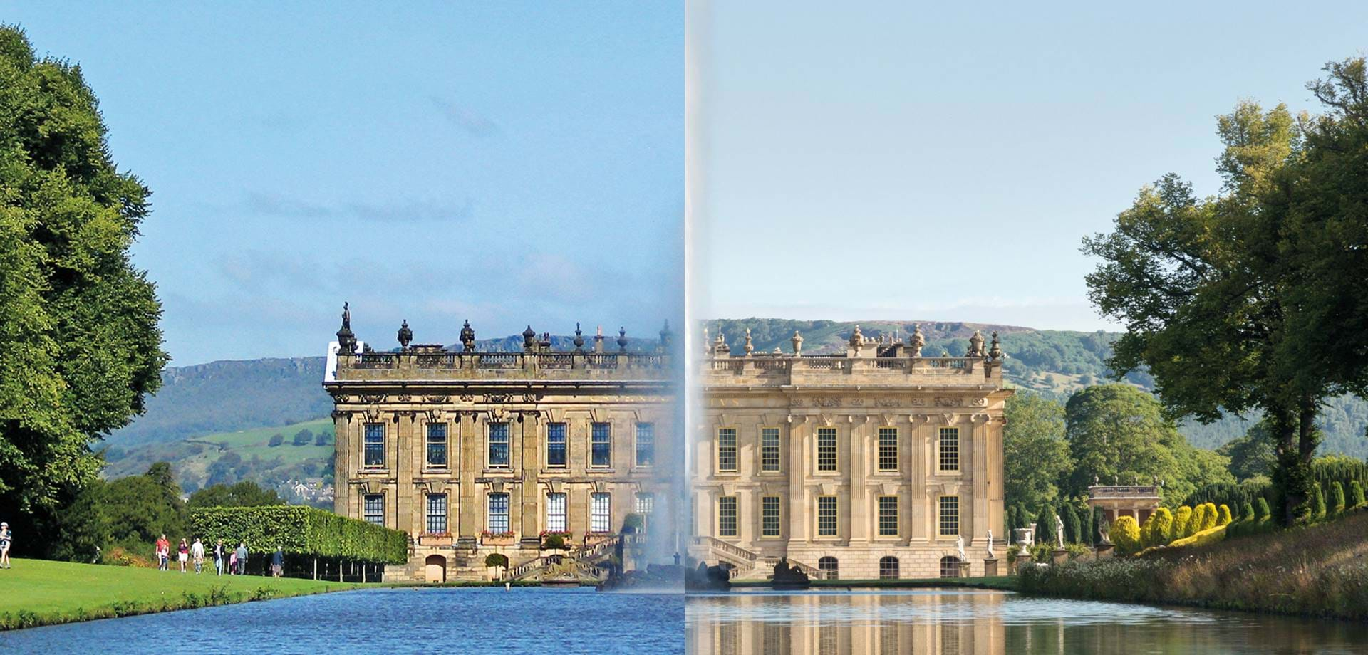 Chatsworth sparkles following biggest restoration for 200 years
