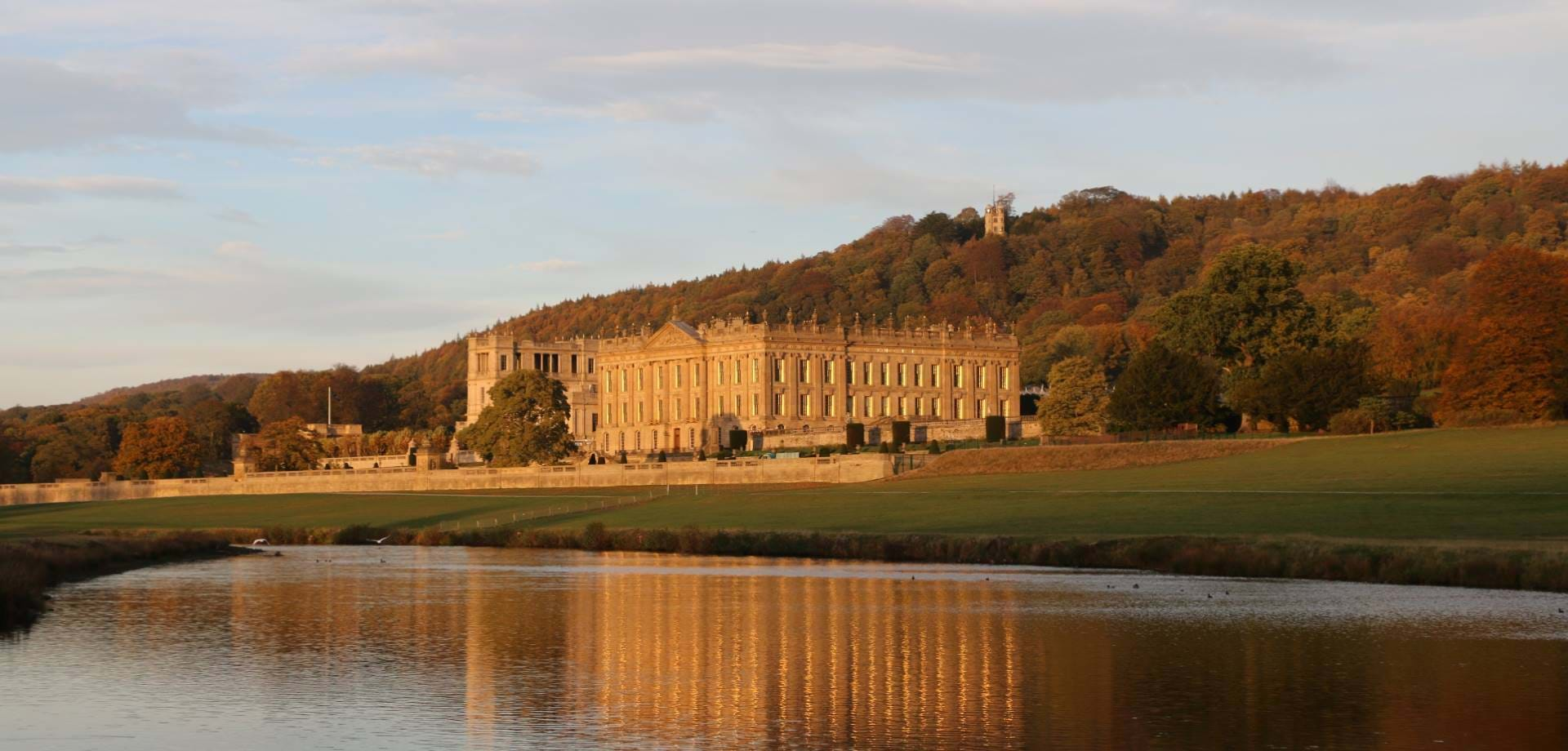 Chatsworth House Trust receives grant for essential maintenance