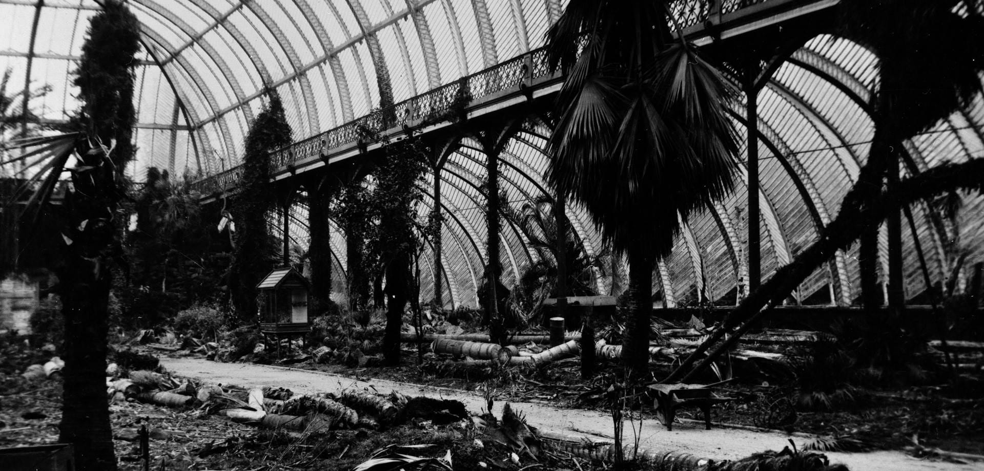 Decay in the Great Conservatory