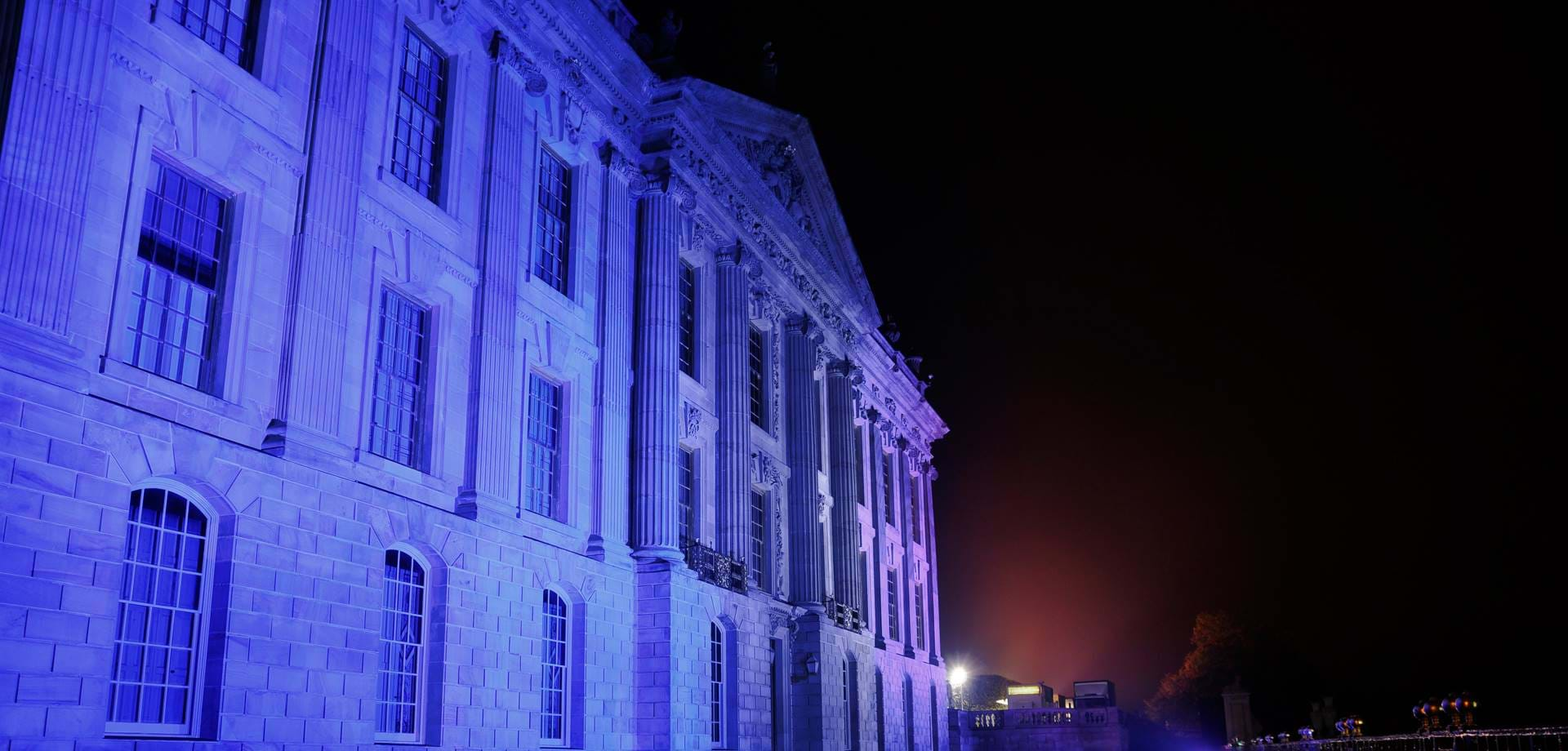 Chatsworth to light up blue to celebrate the NHS' 70th birthday
