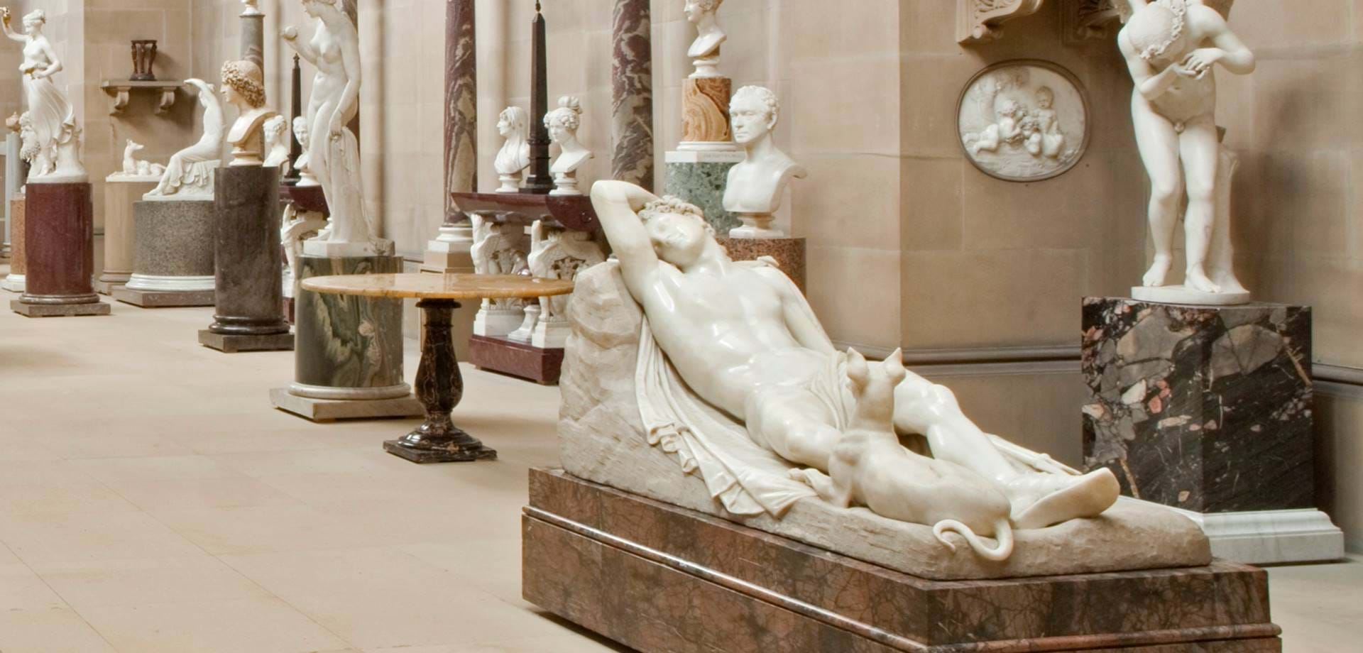 The Sleeping Endymion