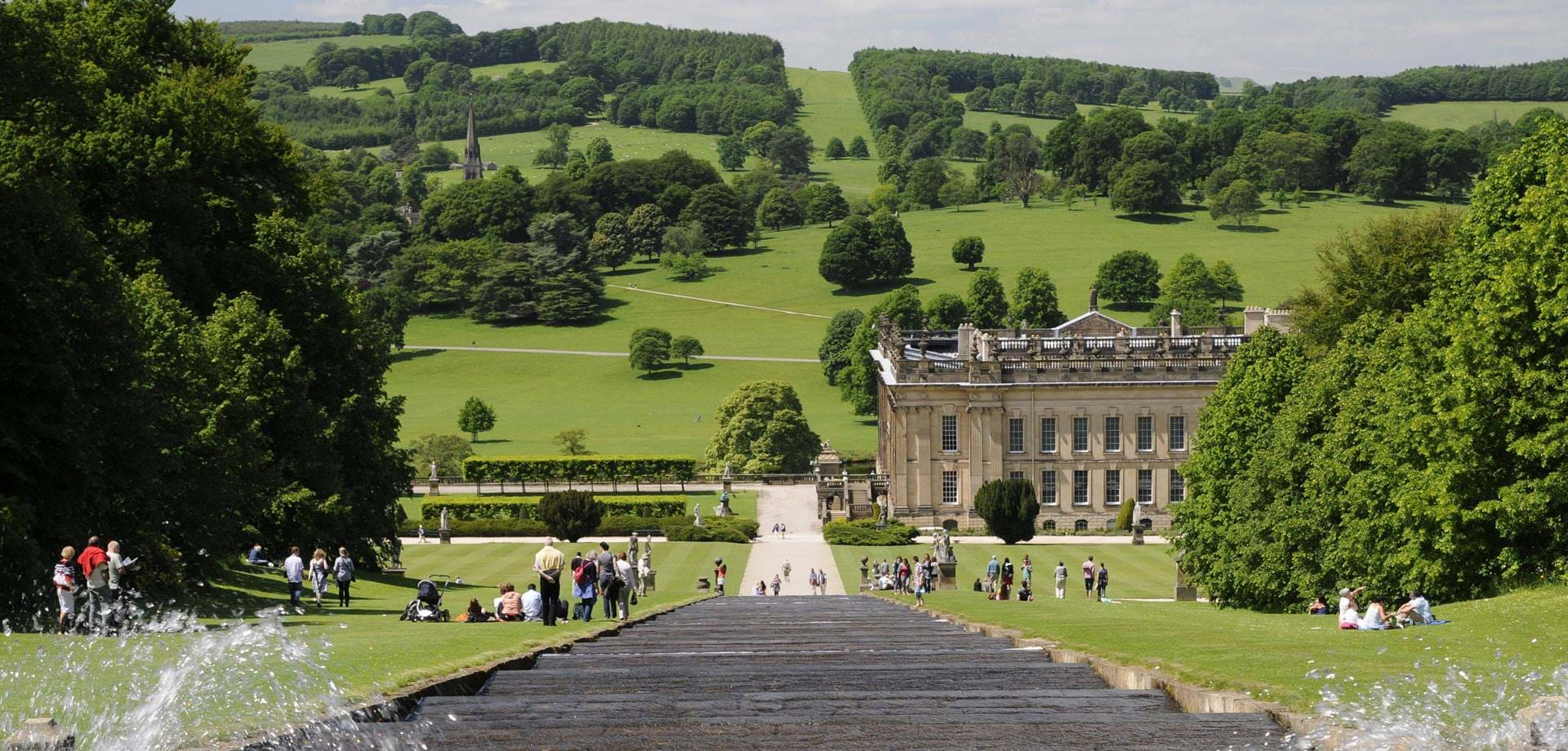 Chatsworth House, Garden and Farmyard Open for the new season on 25 March 2017 What's on in 2017