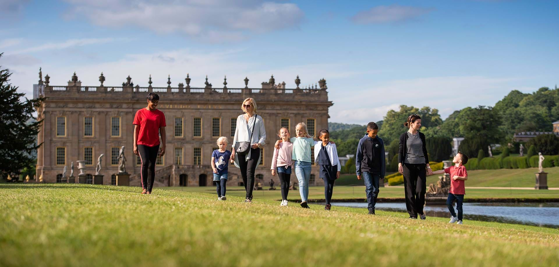 Summer at Chatsworth