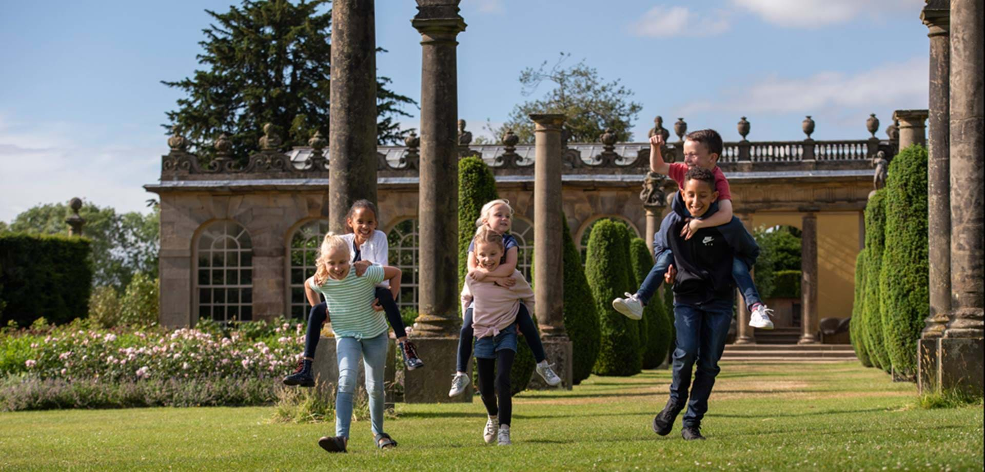 Uncover the secrets of Chatsworth this summer