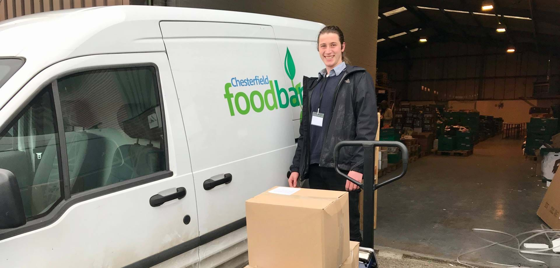 Supporting local foodbanks