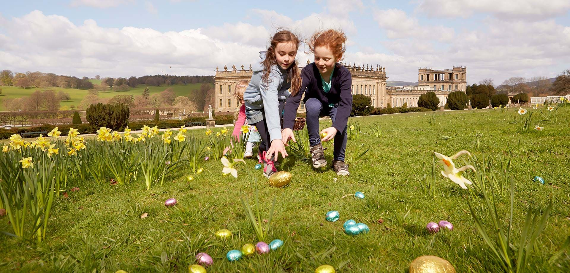 Chatsworth this Easter