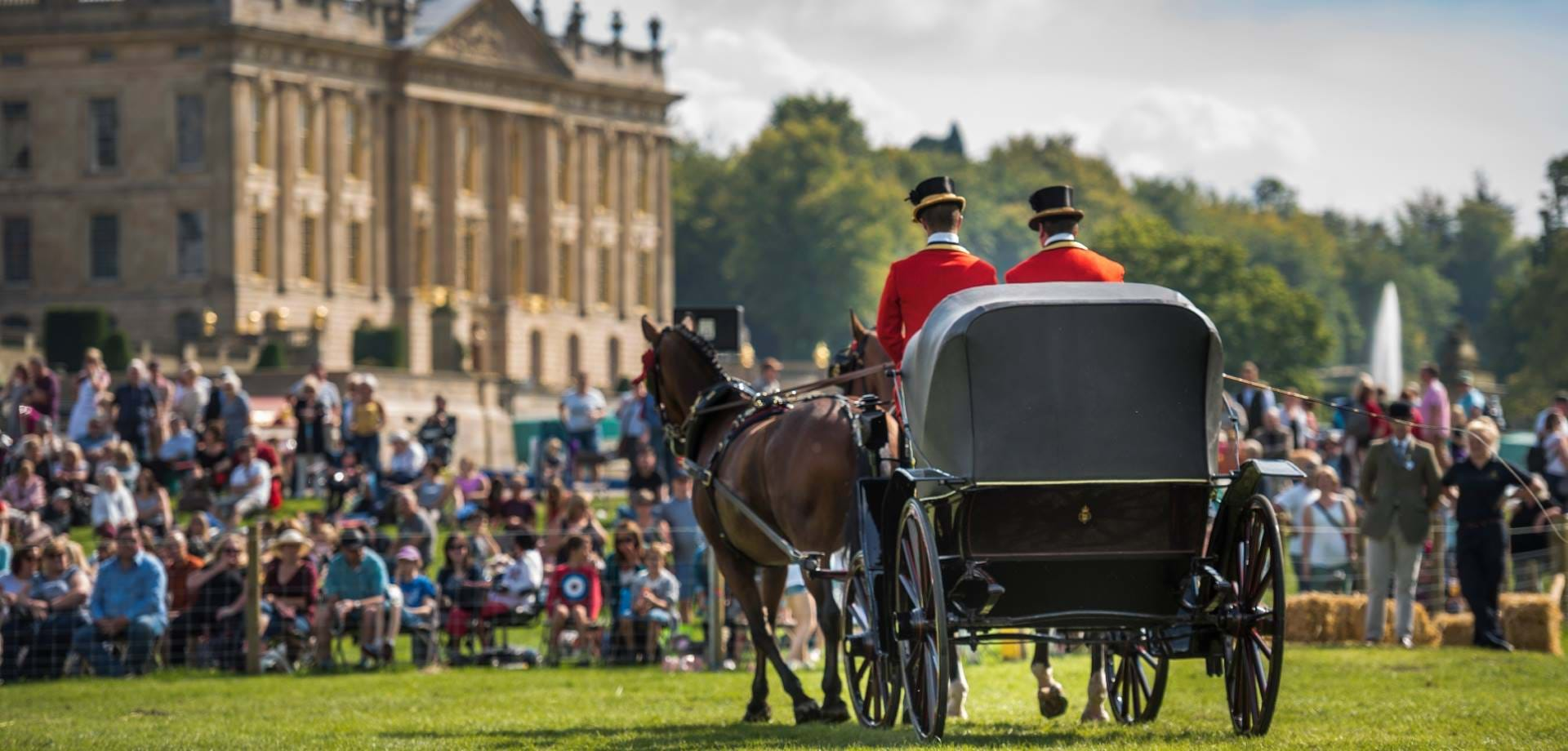 All the fun of the Chatsworth Country Fair
