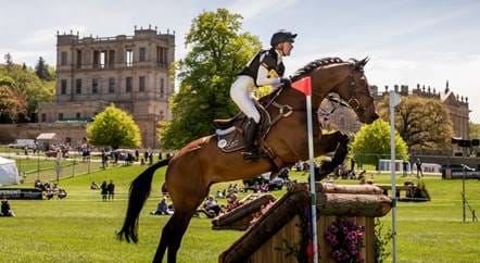 Spot Stars of the Future at Dodson & Horrell Chatsworth International Horse Trials