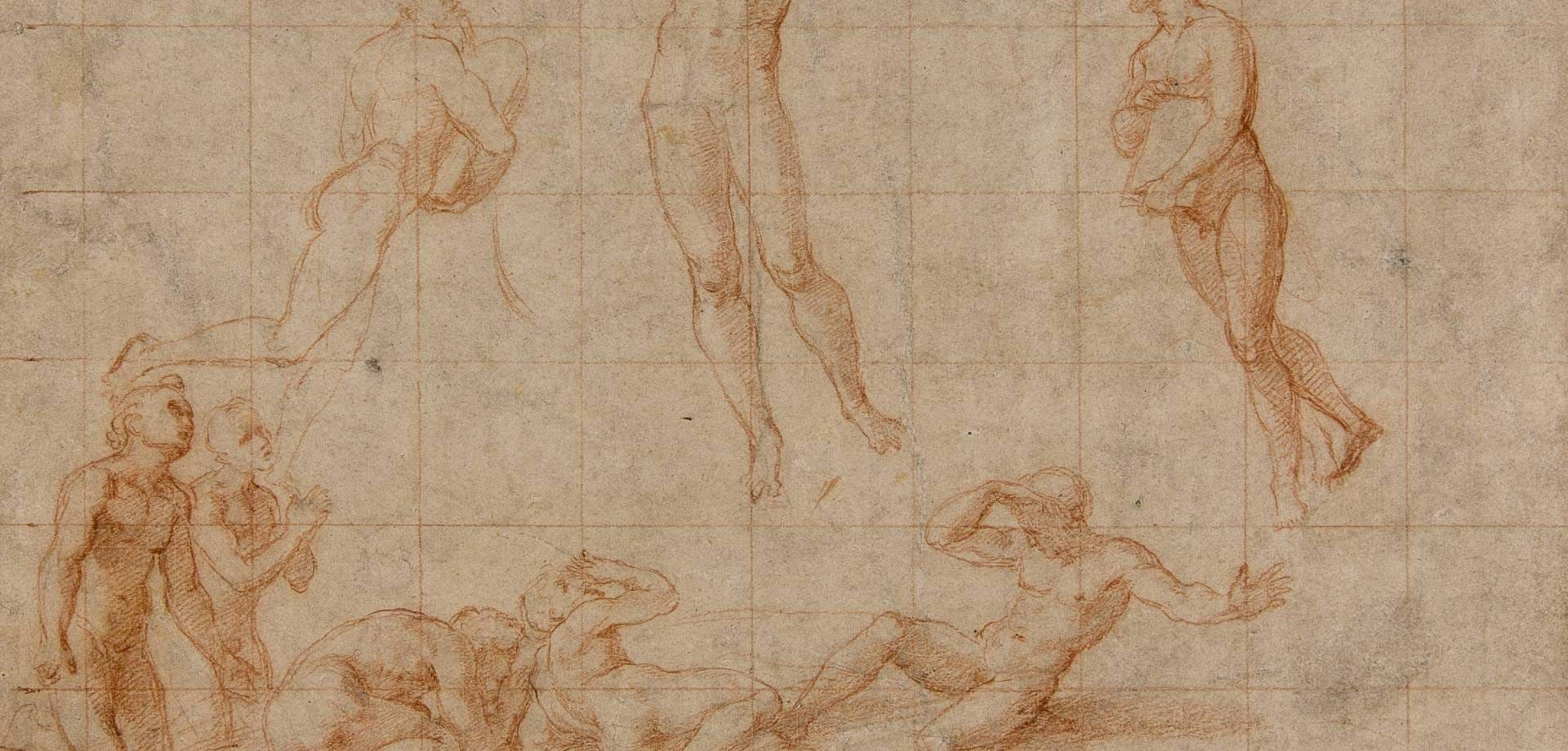 Study for the Transfiguration