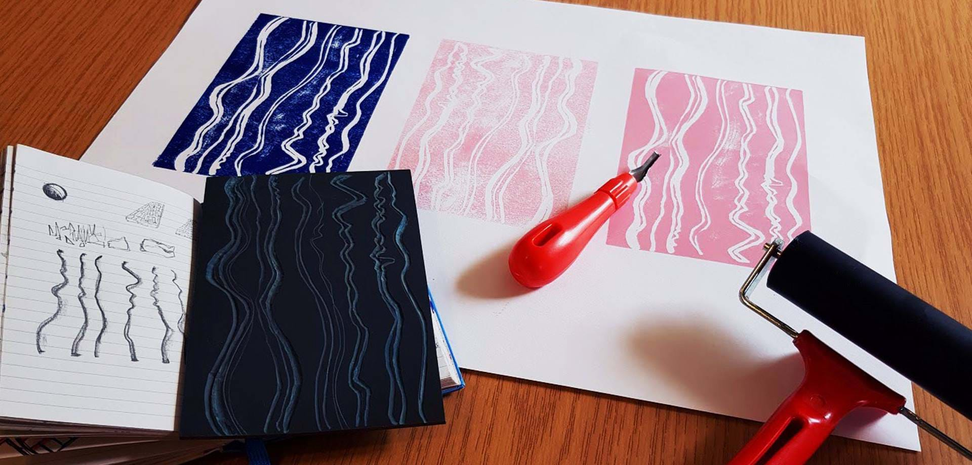 An introduction to printmaking
