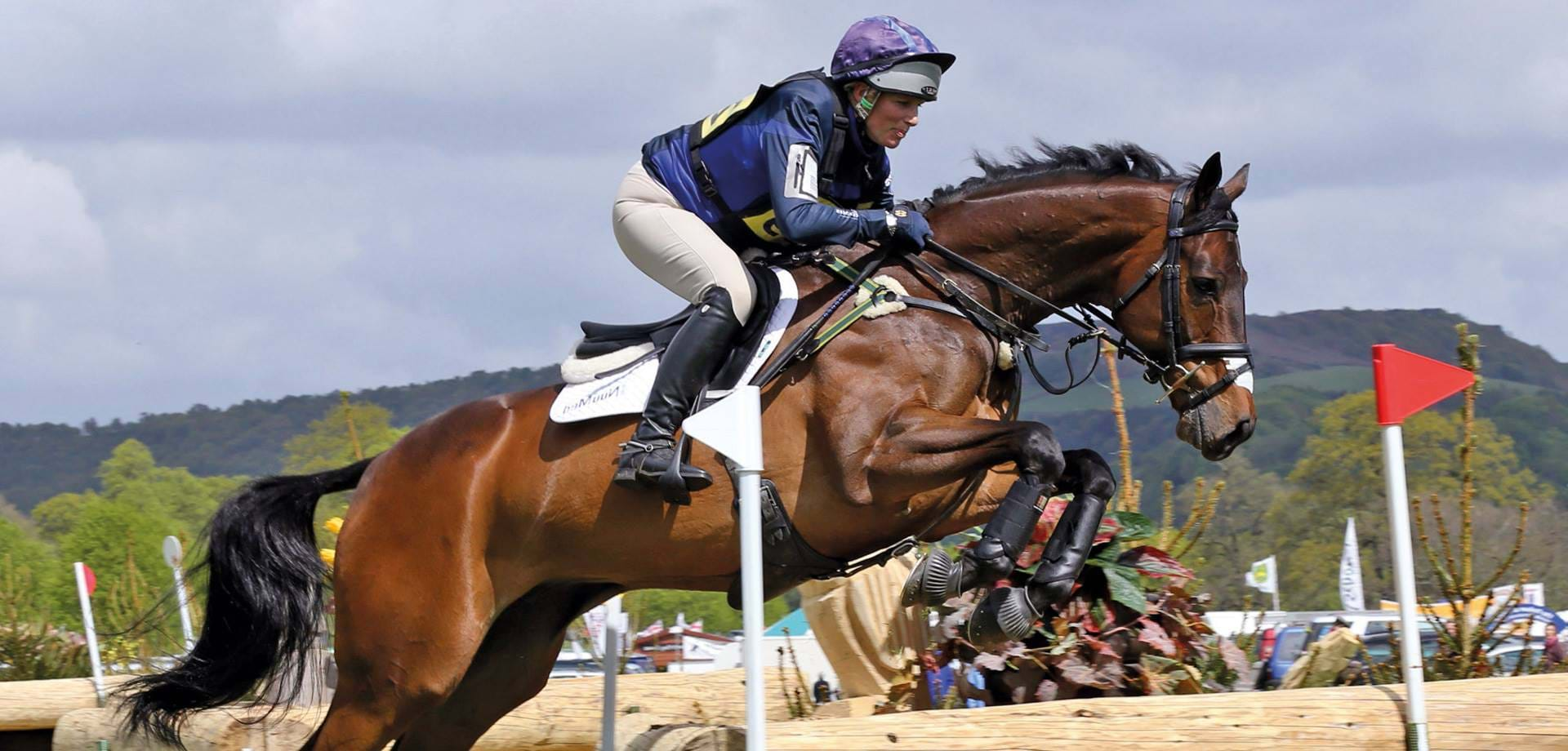 Eventing superstars descend on Chatsworth for the  Dodson & Horrell Chatsworth International Horse Trials
