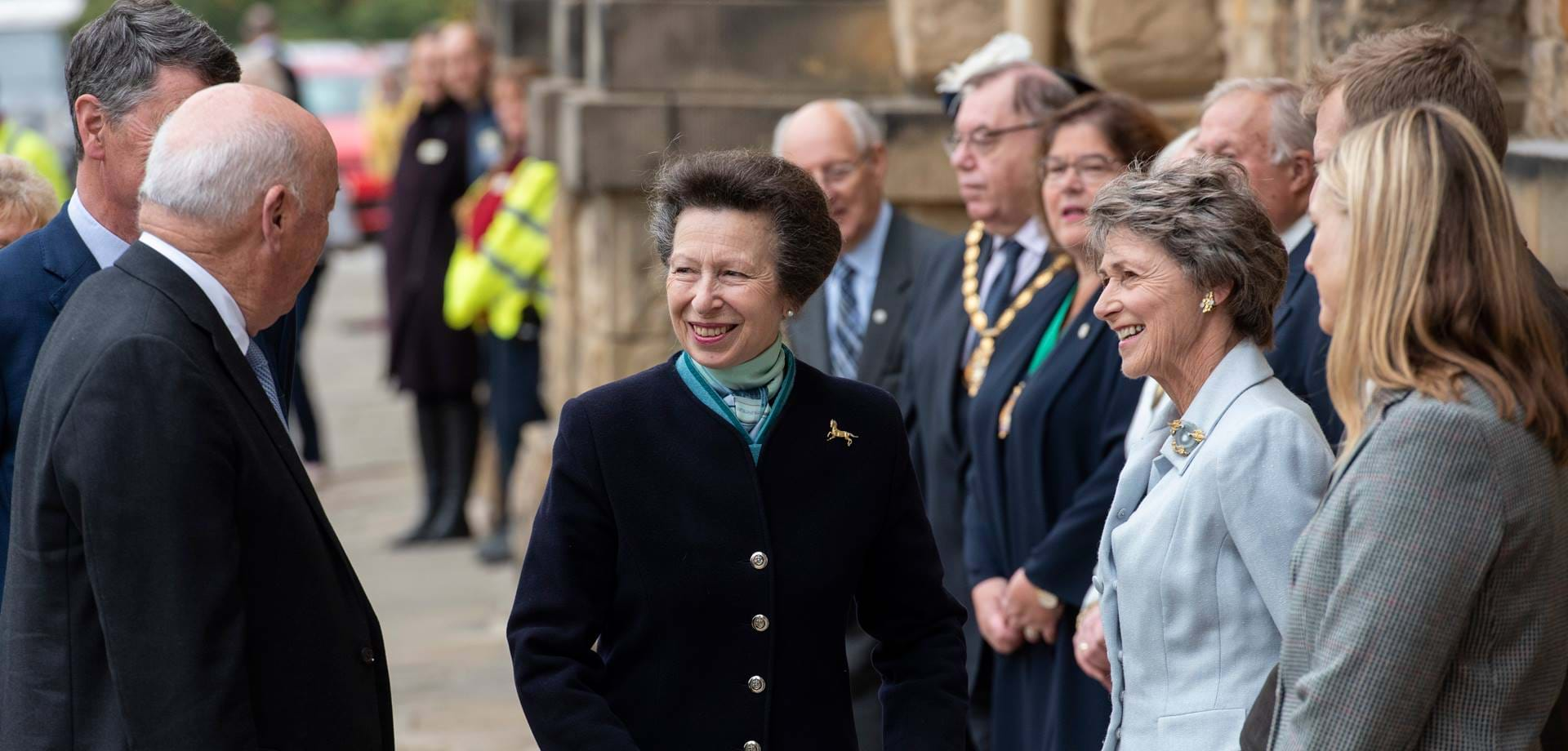 HRH the Princess Royal to Open Chatsworth's  New Dedicated Learning Centre