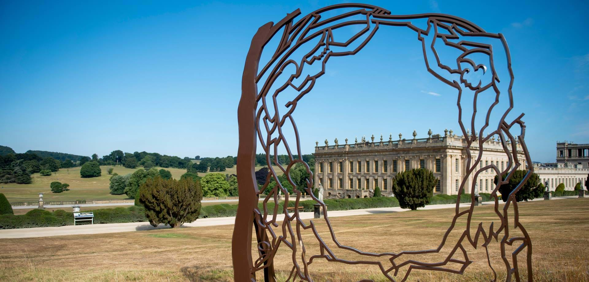 Linder's 'Bower of Bliss' Revealed at Chatsworth