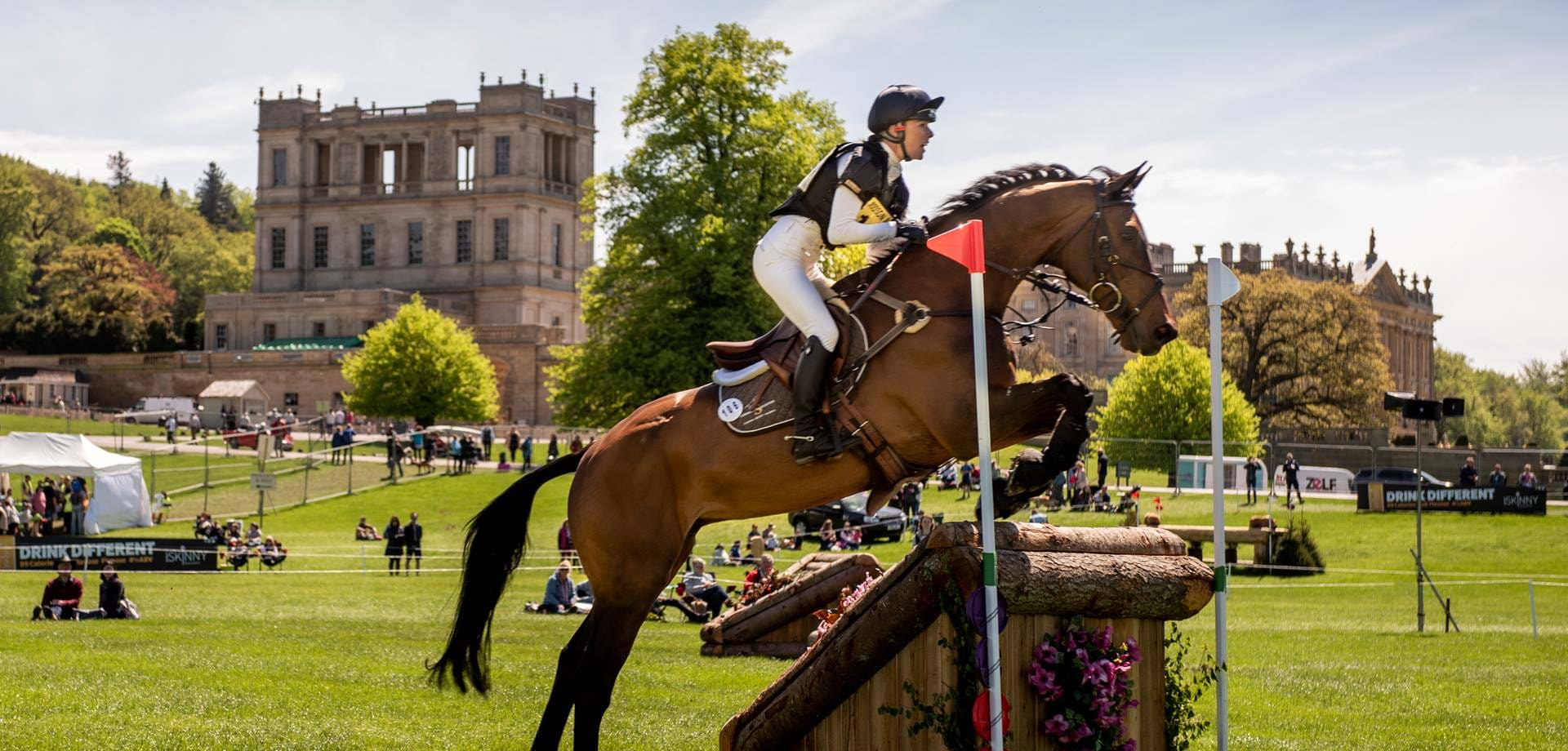 Chatsworth International Horse Trials sponsors